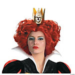 Red Queen Wig Alice In Wonderl