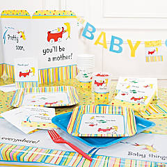 Baby Seuss Party Supplies