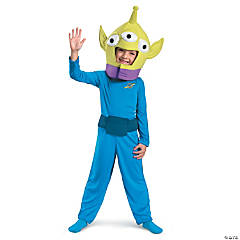 Toy Story Alien Costume for Boys