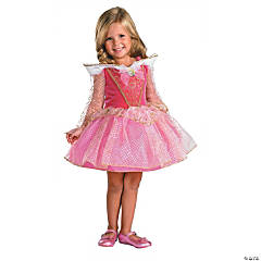 Disney Princess Sleeping Beauty Aurora Ballerina Toddler Girl's Costume