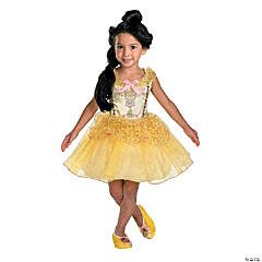Belle Ballerina Classic Costume for Girls