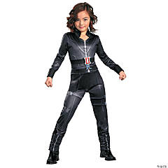 Girl's Classic The Avengers™ Black Widow Costume