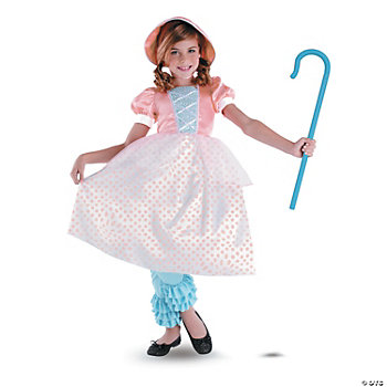 Bo Peep Toy Story Girl's Costume