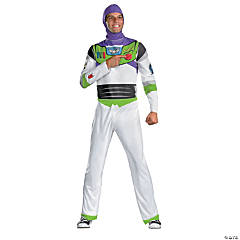 Toy Story Buzz Lightyear Classic Costume for Men