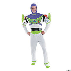 Buzz Lightyear Deluxe Costume for Men