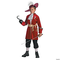 Captain Hook Standard Boy's Costume