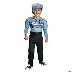 Cars 2 Finn McMissile Toddler Boy's Costume