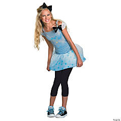 Cinderella Tween Girl's Costume