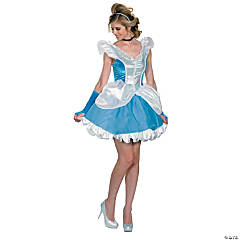 Deluxe Sexy Cinderella Costume for Women