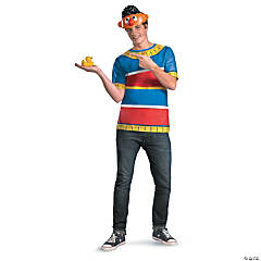 Ernie Alternative Adult Men's Costume
