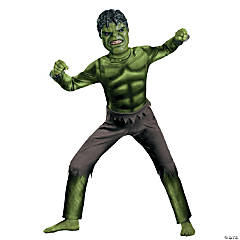 The Avengers™ Hulk Classic Boy's Costume