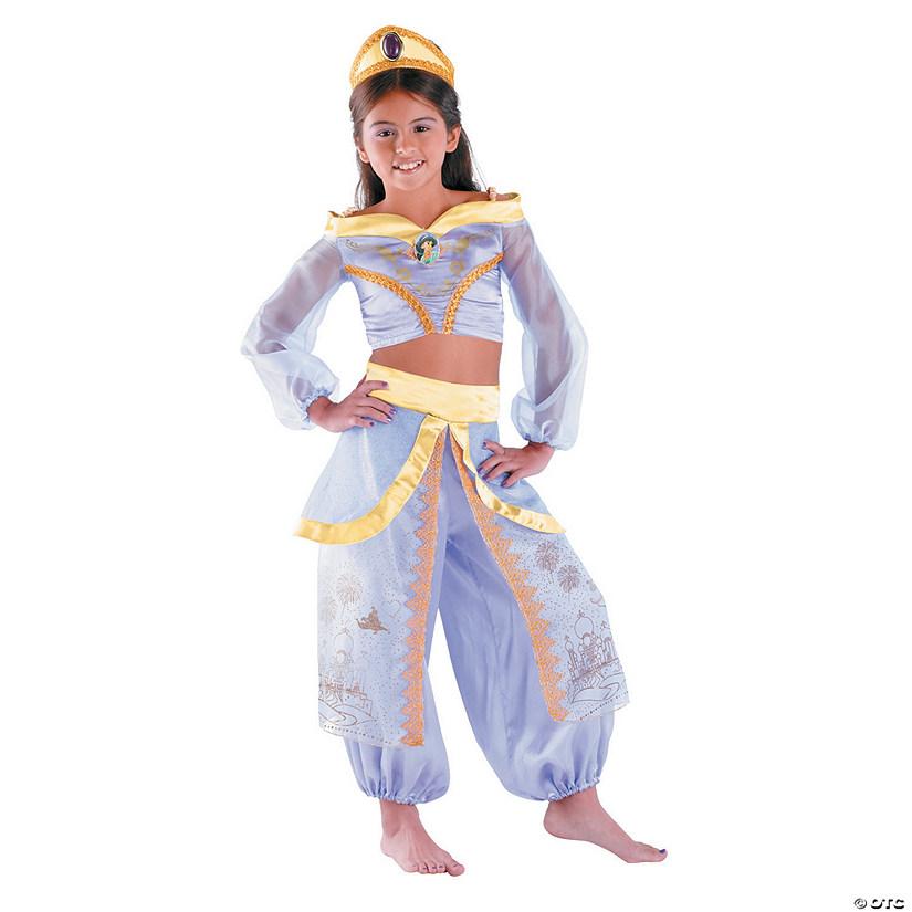 sc 1 st  Oriental Trading & Girlu0027s Prestige Aladdin™ Jasmine Costume