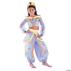 Jasmine Prestige Costume for Girls