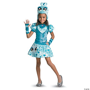 Littlest Pet Shop Lovebug Girl's Costume