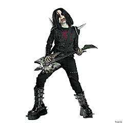 Metal Mayhem Boy's Costume