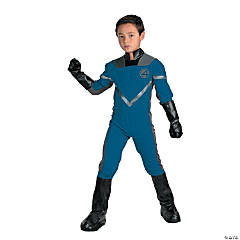 Boy's Deluxe Mr. Fantastic Costume