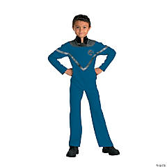 Boy's Mr. Fantastic Costume