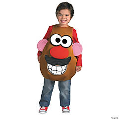Mr. Potato Head Deluxe Boy's Costume