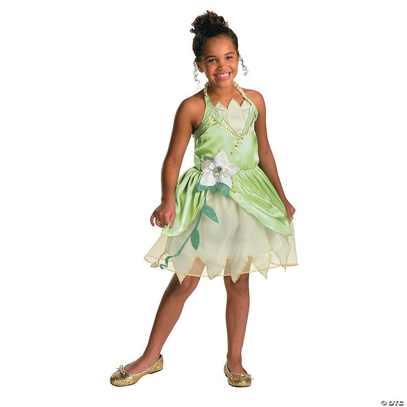 a2dc1fab86 Girl u0027s Classic Disney u0027s The Princess  u0026 The Frog™ Princess  Tiana Costume - Small Sc 1 St Oriental Trading Sc 1 St Germanpascual.Com