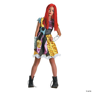 Sally Tween Girl's Costume