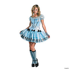 Sexy Alice In Wonderland Adult Women's Costume