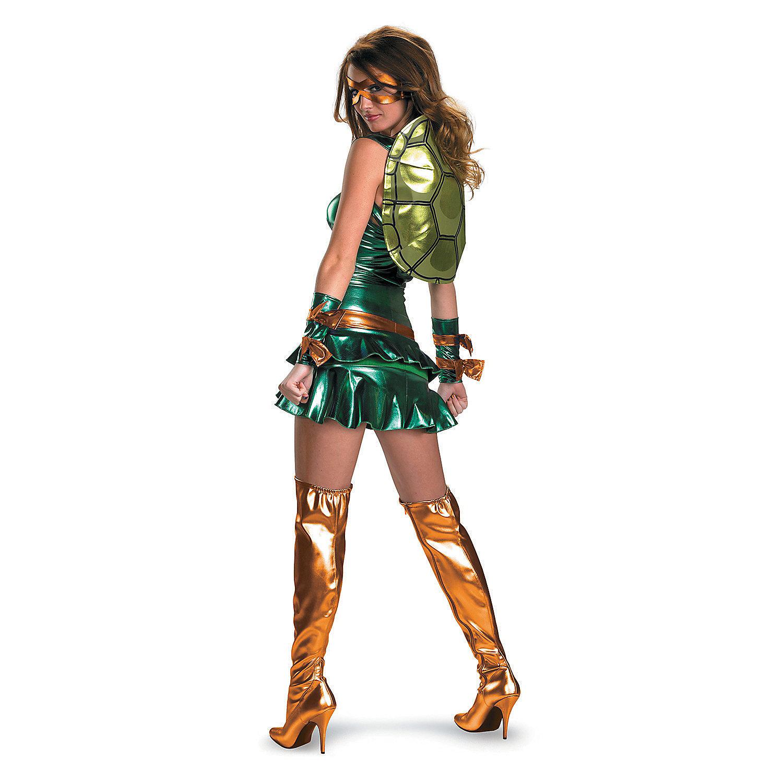 Sexy Michelangelo Teenage Mutant Ninja Turtle Costume for ...