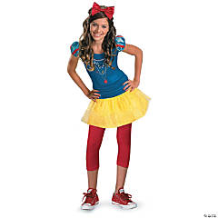 Snow White Tween Girl's Costume