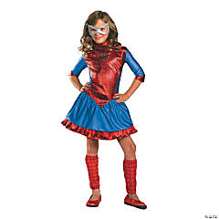 Deluxe Spider-Girl Costume for Girls