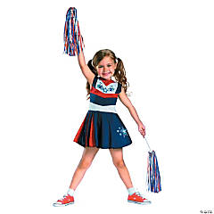 Superstar Spirit Cheerleader Costume for Toddler Girls