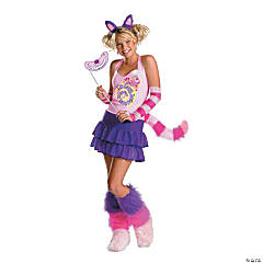 The Cheshire Cat Adult Women's Costume