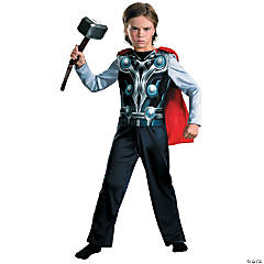 The Avengers™ Thor Basic Boy's Costume