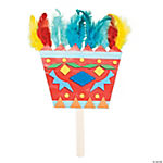 Native American Dance Fan Craft Kit