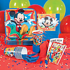 Mickey Mouse & Friends Party Supplies