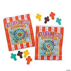 """Carried By The Lord"" Gummy Fun Packs"