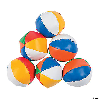 Beach Ball Kick Balls