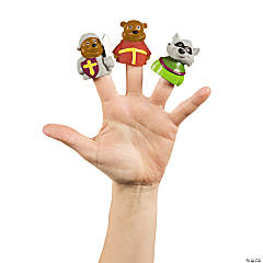 """Mighty Kingdom"" Finger Puppets"
