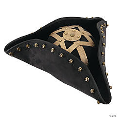 Super Deluxe Blackbeard Pirate Hat