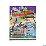 """Jungle Journey"" Scavenger Hunt Game"