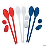 Patriotic Spoon Game