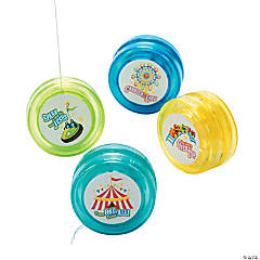 """Over The Top"" Mini Yo-Yos"