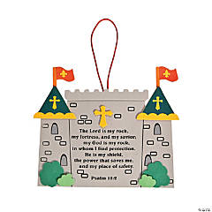 """Mighty Kingdom"" Sign Craft Kit"