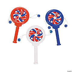 Patriotic Noisemakers