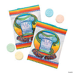 """Pillar Of Strength"" Candy Fun Packs"