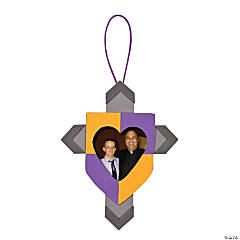 God's Knight Crest Photo Frame Ornament Craft Kit