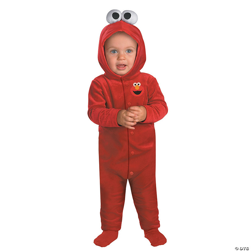 sc 1 st  Oriental Trading & Baby Tickle Me Elmo™ Costume - 12-18 Months