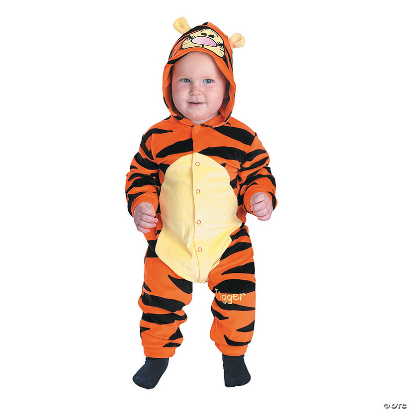 sc 1 st  Oriental Trading & Baby Winnie the Pooh™ Tigger Costume - 12-18 Months