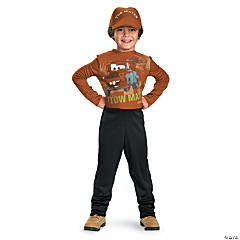 Tow Mater Basic Boy's Costume