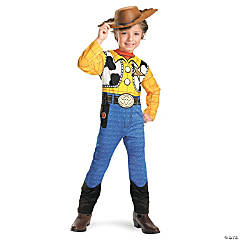 Toy Story Woody Boy's Costume