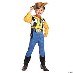 Toy Story Woody Standard Boy's Costume