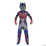 Transformer Optimus Prime Boy's Costume